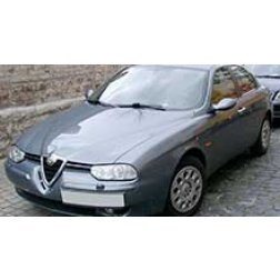 Alfa Romeo 156 Tailored Boot Mat