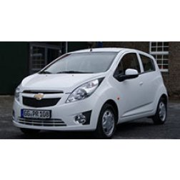 Chevrolet Spark Tailored Boot Mat