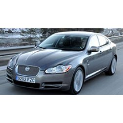 Jaguar XF Tailored Boot Mat