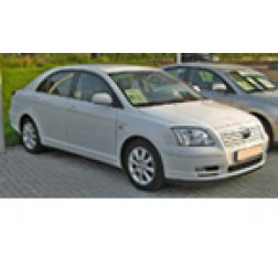 Toyota Avensis Tailored Boot Mat