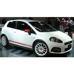 Abarth Grande Punto Tailored Car Mats