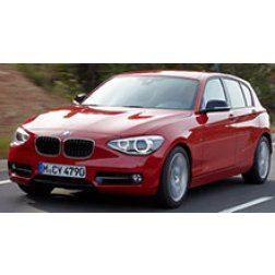 BMW 1 Series Tailored Car Mats