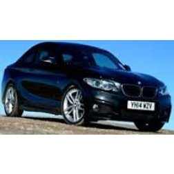 BMW 2 Series Tailored Car Mats