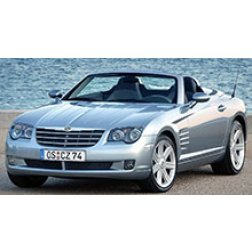 Chrysler Crossfire Tailored Car Mats
